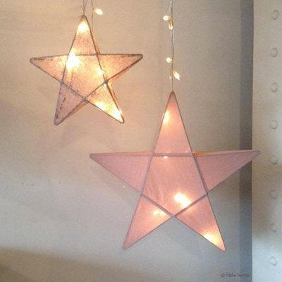 Numero 74 | Star Lantern |  Dusty Pink