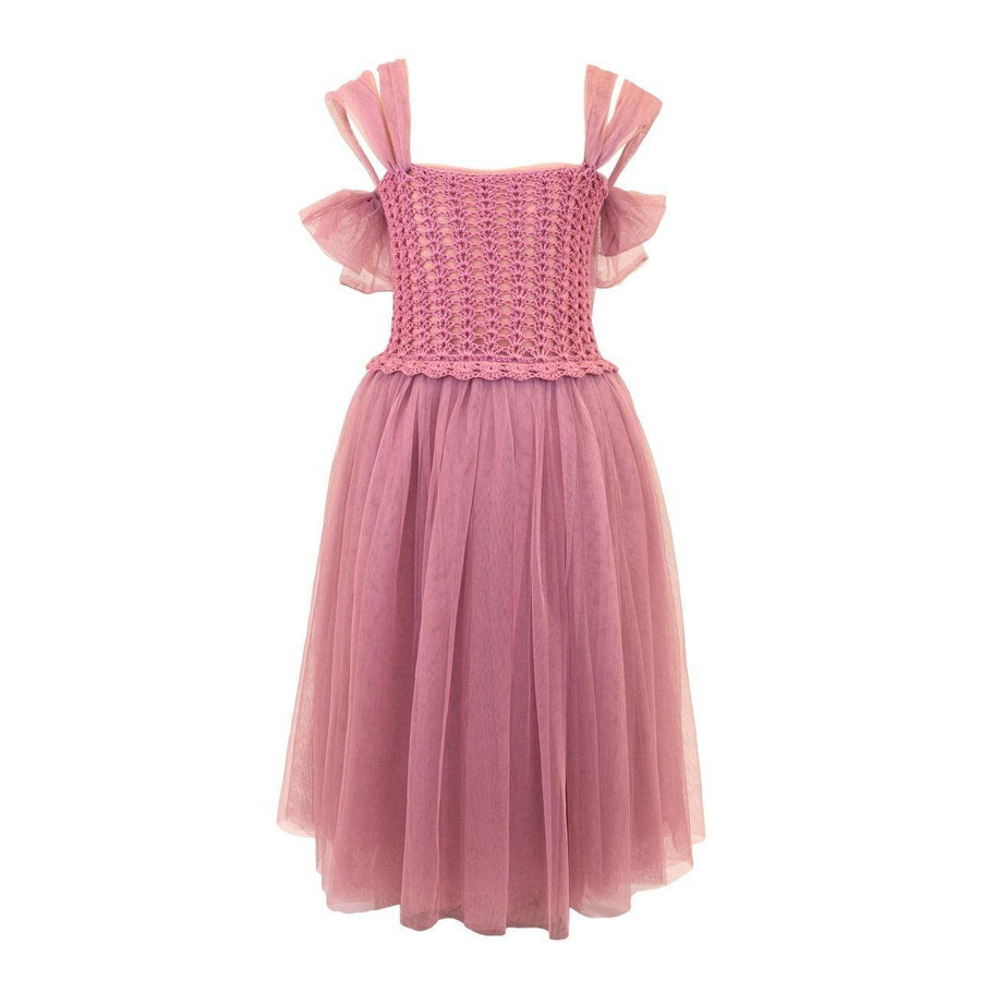 Numero 74 | Scarlett Dress | Rose | 6-8Y
