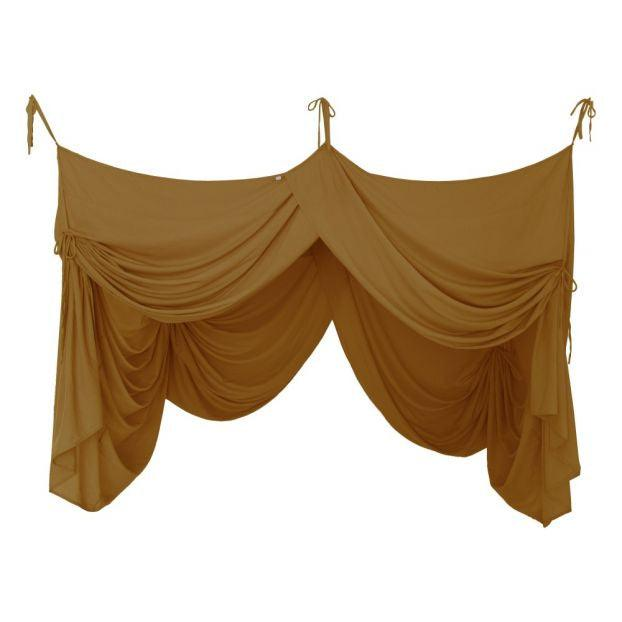 Numero 74- Bed drape single
