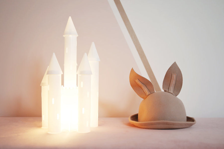 CASTLE LED BATTERY LAMP