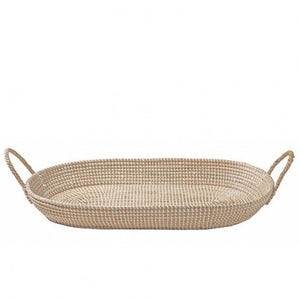 Reva Natural Change Basket - olli ella