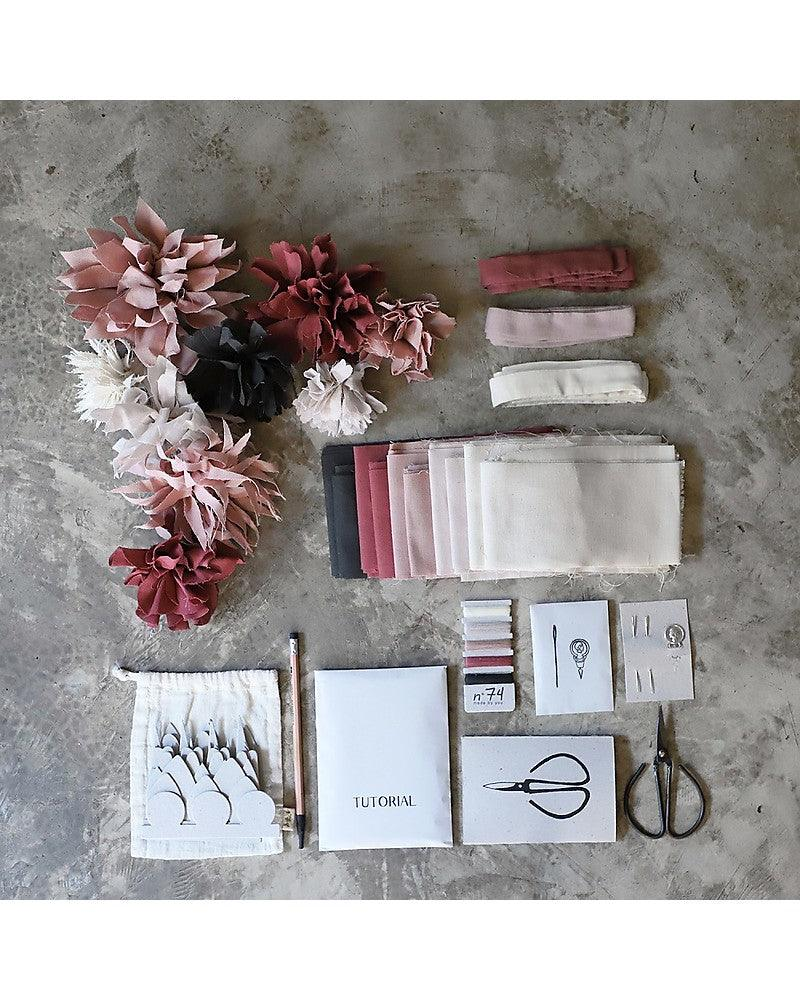 Numero 74 | Made by You | Flower Kit