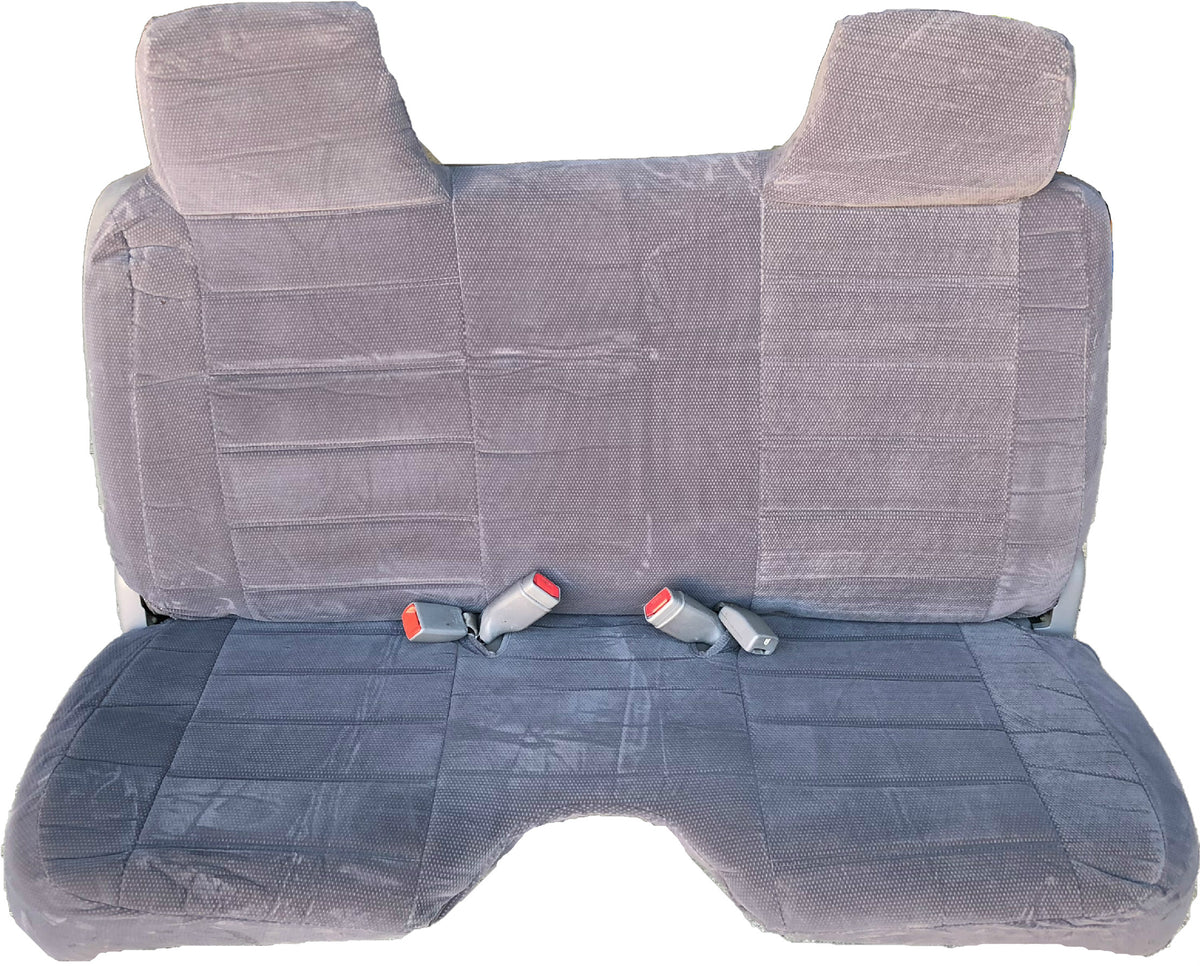 Toyota Small Pickup Truck Bench Seat Covers Realseatcovers