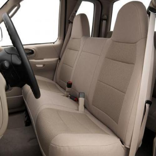 Sensational Seat Covers For F23 Ford F Series 1999 2010 Full Size Ford Truck Bench Caraccident5 Cool Chair Designs And Ideas Caraccident5Info