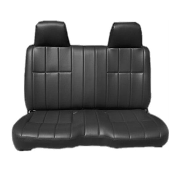 Seat Cover for Toyota Tacoma Geniune PU Leather Front Bench Custom Made - RealSeatCovers