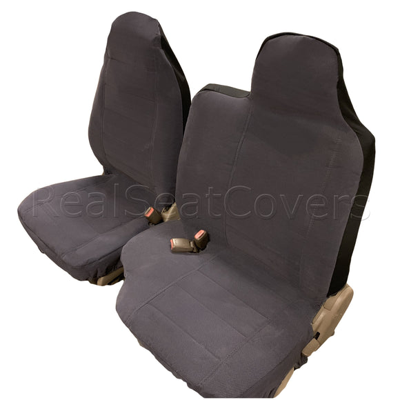 Seat Cover for 1998 - 2003 Ford Ranger Regular Cab High Back 60/40 Split Bench - RealSeatCovers