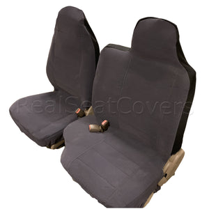 Seat Cover for 1998 - 2003 Mazda B-Series High Back 60/40 Split Bench Molded H/R - RealSeatCovers