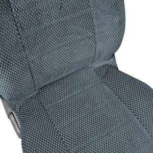 FULL Premium Grade Front 2 High Back Bucket Seat Cover - RealSeatCovers