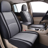 Semi Custom Mesh Seat Covers Breathable 8mm Thick Airbag Safe - RealSeatCovers