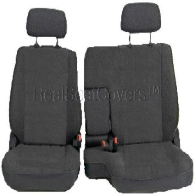 Surprising Seat Cover For Toyota Tacoma Rcab Xcab Front 60 40 Split Bench Ibusinesslaw Wood Chair Design Ideas Ibusinesslaworg