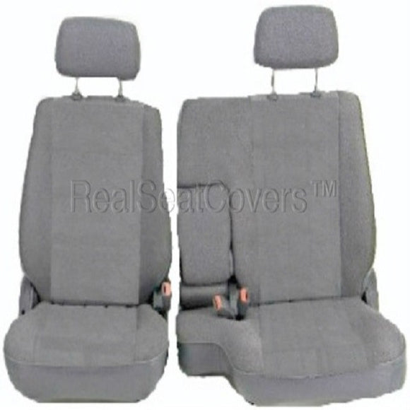 Seat Cover for Toyota Tacoma Front 60/40 Split Bench Custom made - RealSeatCovers