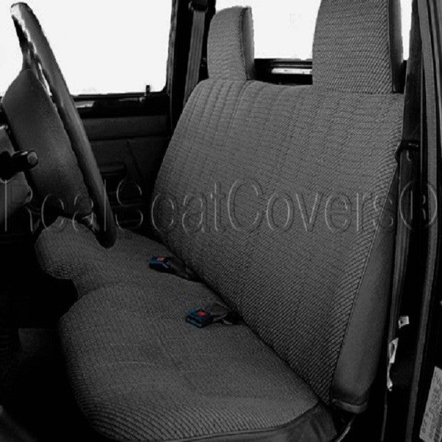 Bench Seat Covers With Molded Headrest