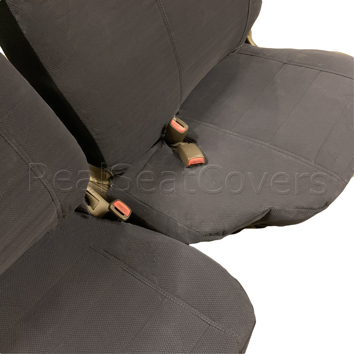 Mazda B Series High Back 60 40 Split Bench Seat Cover 98