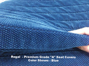 Seat Covers for F23 Ford F-Series 1999 - 2010 Full Size Ford Truck Bench - RealSeatCovers