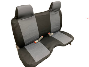 100% Waterproof Neoprene Seat Cover for Toyota Tacoma Exact Fit Bench - RealSeatCovers