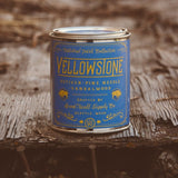 Yellowstone Candle - Vetiver, Pine Needle & Sandalwood
