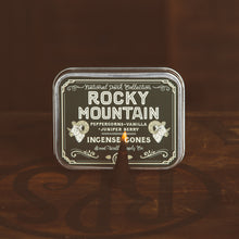 Rocky Incense - Juniper Peppercorn & Spices