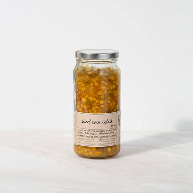 Sweet Corn Relish