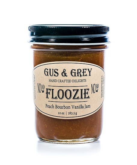 Peach Bourbon Jam - Floozie