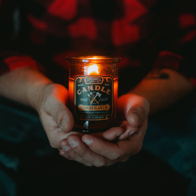Lumberjack Apothecary Candle