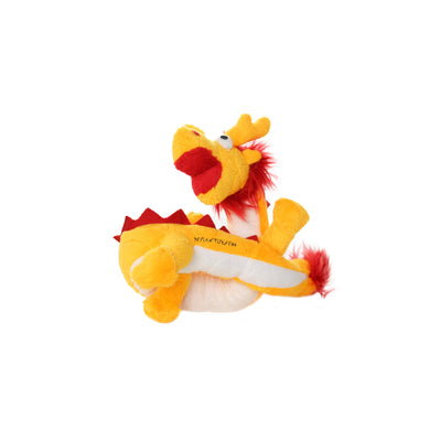 Mighty Jr Dragon - Yellow