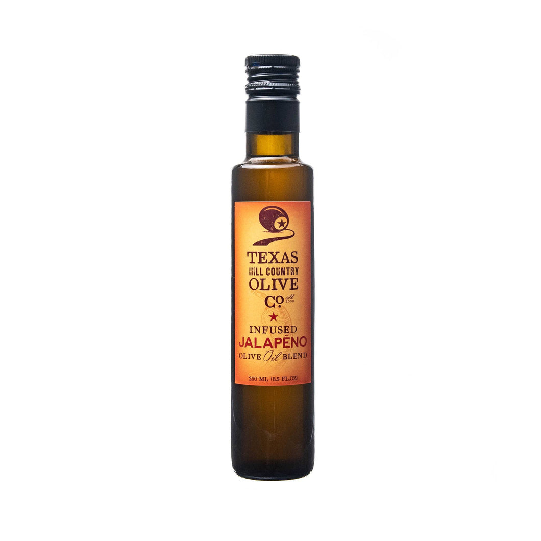Jalapeno Infused Olive Oil - 250ml