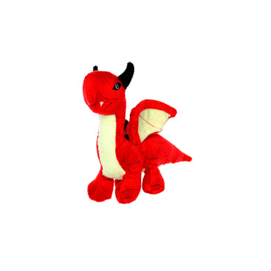 Mighty Jr Dragon - Red
