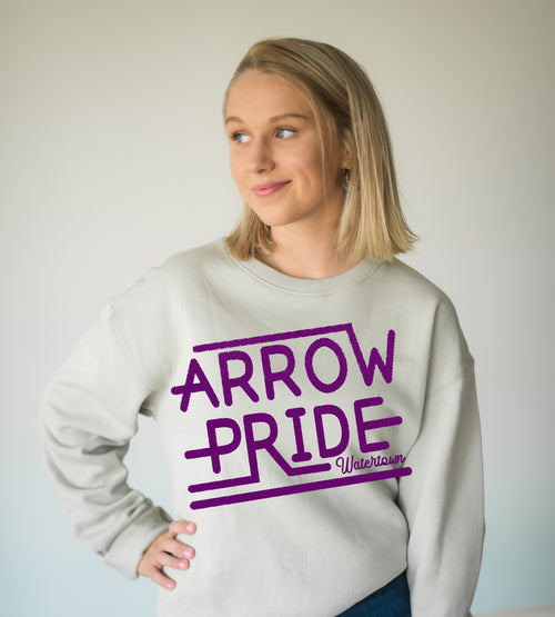 Arrow Pride Graphic