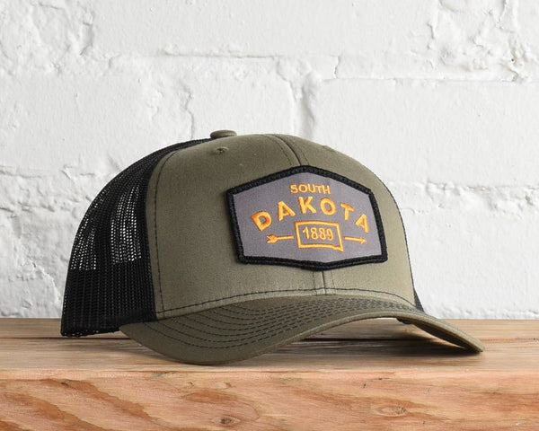 South Dakota Arrow Snapback