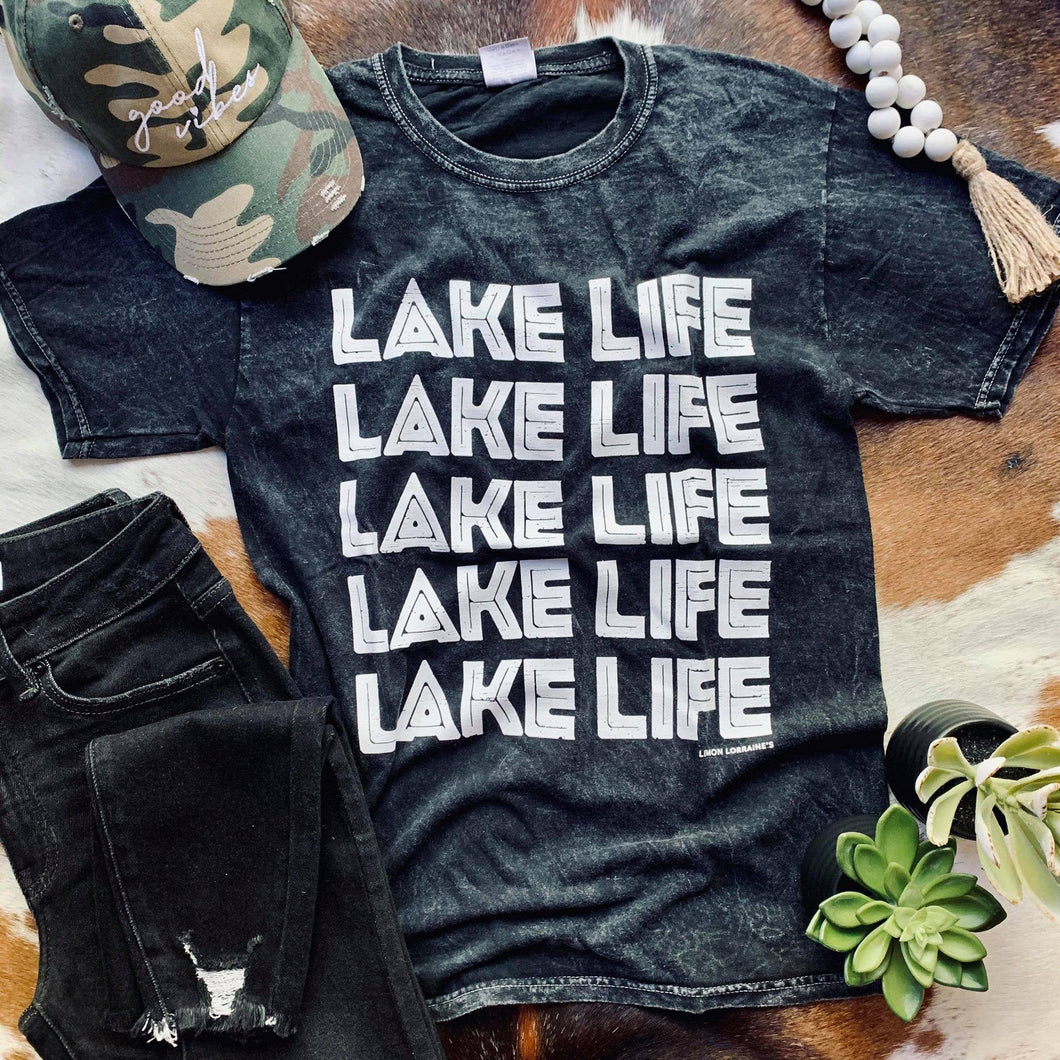 LAKE LIFE - Graphic Tees