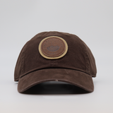 Duck Leather Cap
