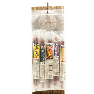 Hunter's Dozen - 12 Meat Stick Gift Pack