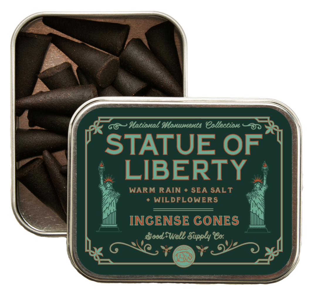 Statue of Liberty Incense