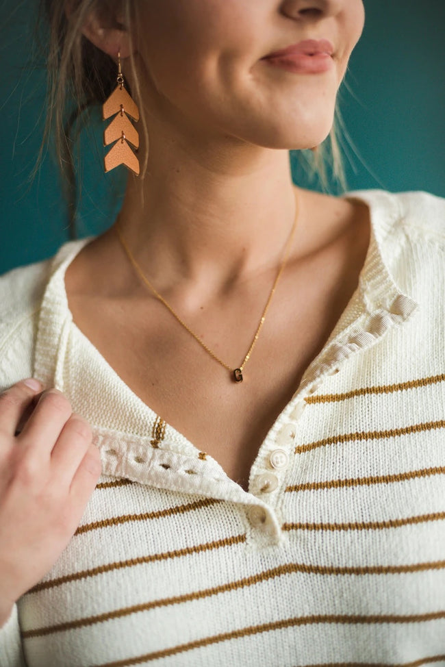 The Everyday Initial Necklace
