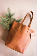 The Everyday Leather Tote