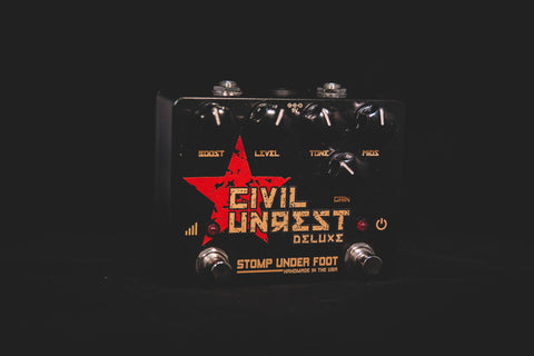 Civil Unrest Deluxe - Limited Run