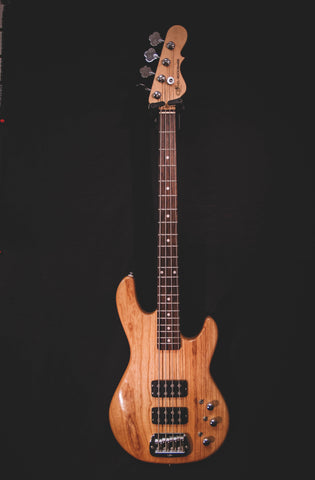 L2000 Tribute Series Bass in Natural Finish