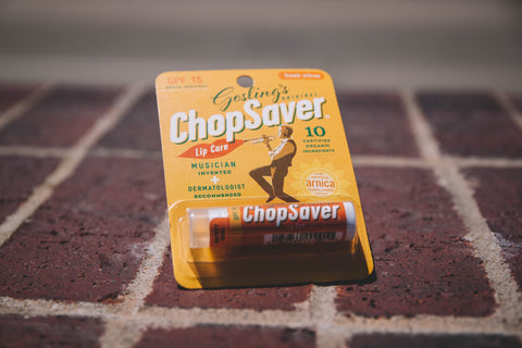 Chopsaver - lip care - SPF 15