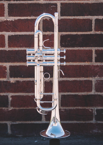 JP251SWS Silver Trumpet - Like New Condition**