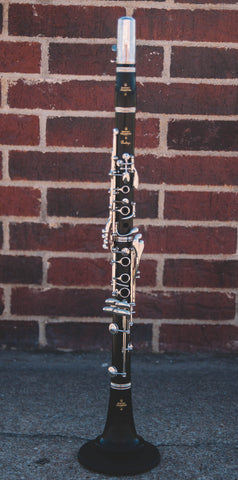 Prodige Student Clarinet - **Like New - with 5RV Mouthpiece & Rovner Ligature
