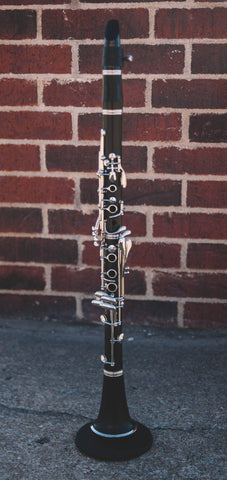 B12 Student Clarinet - **Used Condition - with 5RV Mouthpiece & Ligature