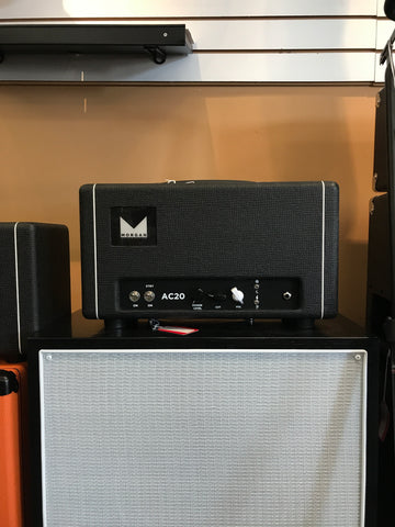 Morgan AC20 Amp Head