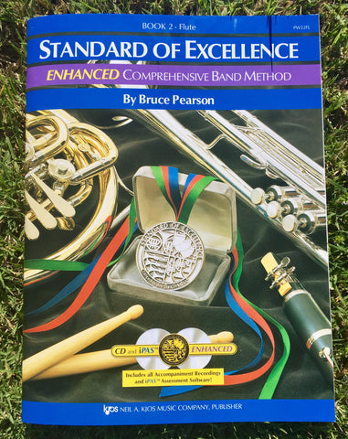 Standard of Excellence - Book 2