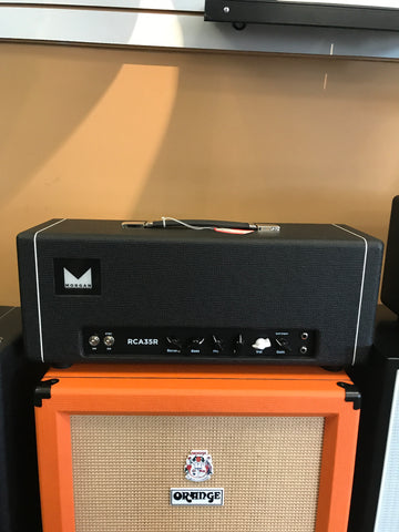 Morgan RCA35R Amp Head