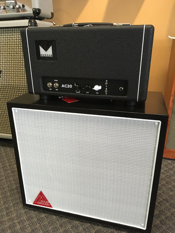 AC20 Amplifier with Prairie 112 Cabinet