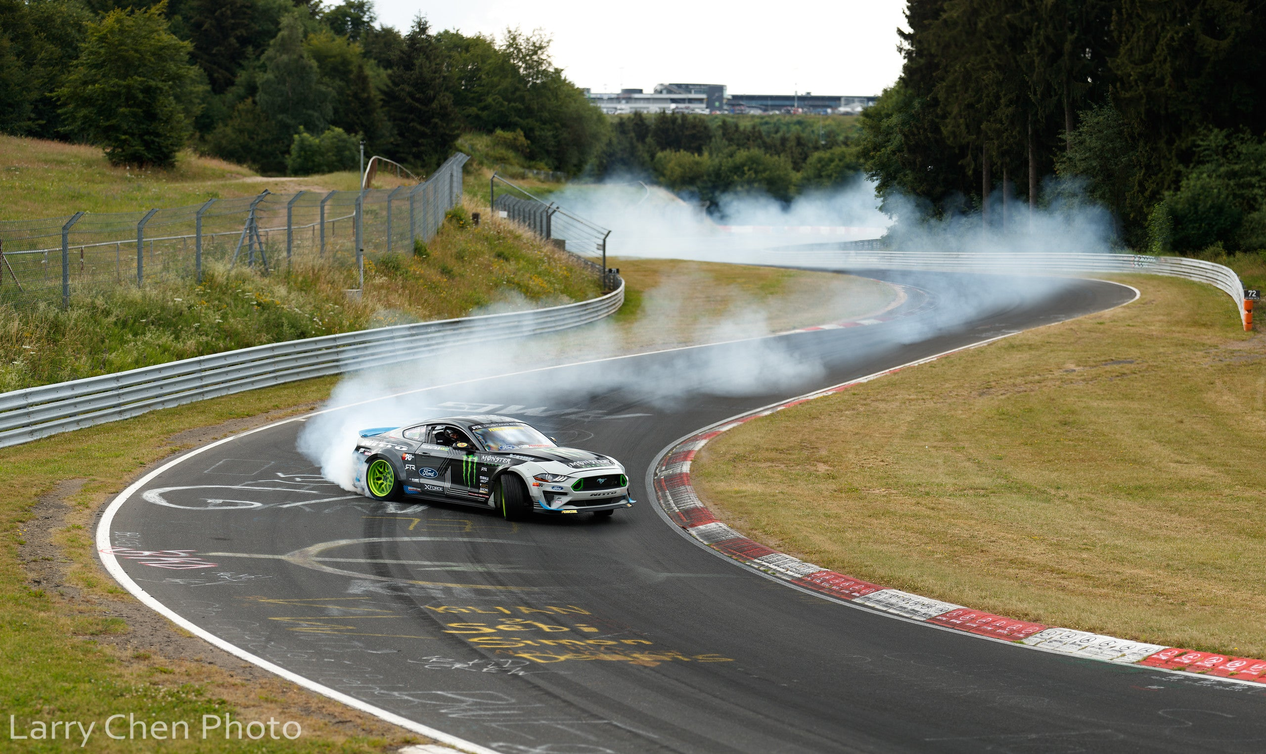 Vaughn Gittin Jr. King of the Ring Monster Energy