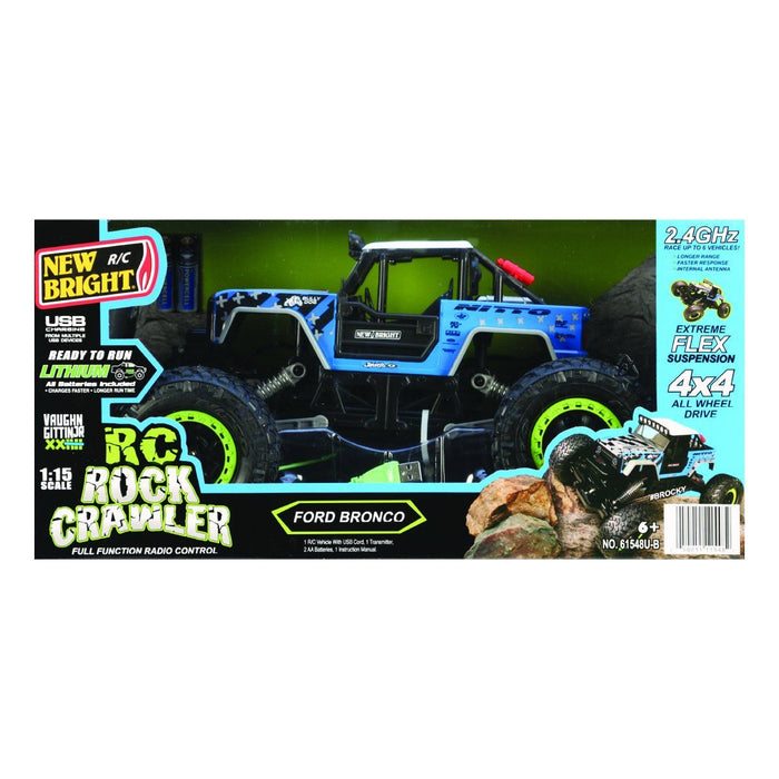 New Bright RC Brocky 1:15 Scale