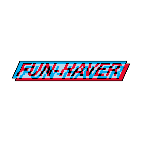Fun-Haver Double Vision Horizontal Sticker