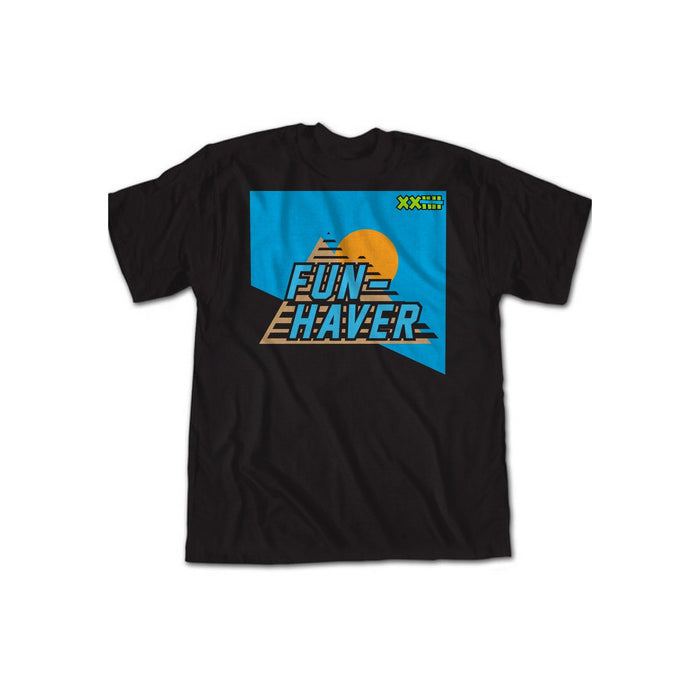 Fun-Haver Brocky Logo Tee