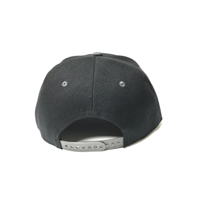 RTR Grey And Black Snap Back Hat